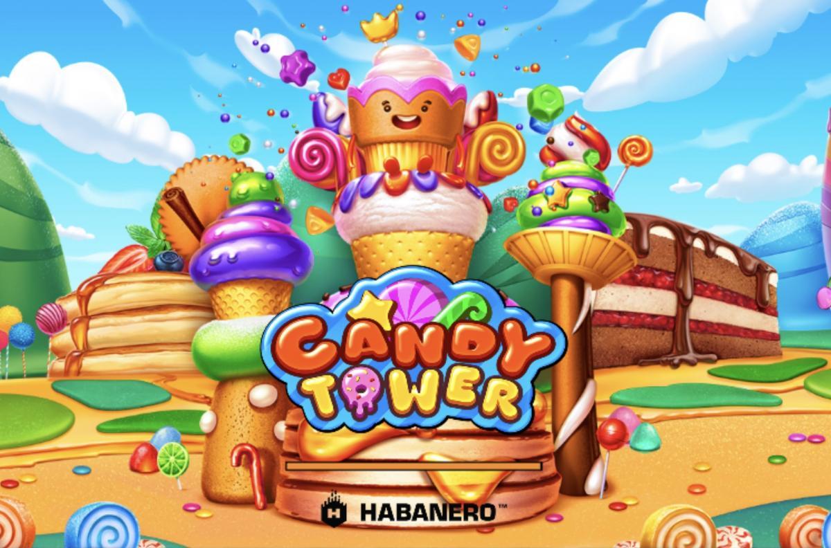 Candy Tower สล็อตออนไลน์ ที่จะพาคุณไปผจญภัยในดินแดนขนมหวาน